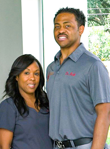 Chiropractor Baton Rouge LA Gerald Bell and Latresia Bell Thank You