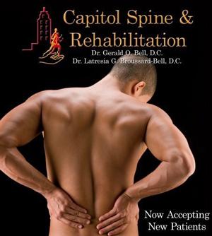 Chiropractic Baton Rouge LA Back Pain