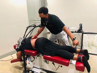 Chiropractic Baton Rouge LA COX Technique