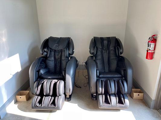 Chiropractic Baton Rouge LA Massage Chairs