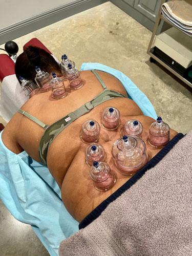 Chiropractic Baton Rouge LA Vacuum Therapy