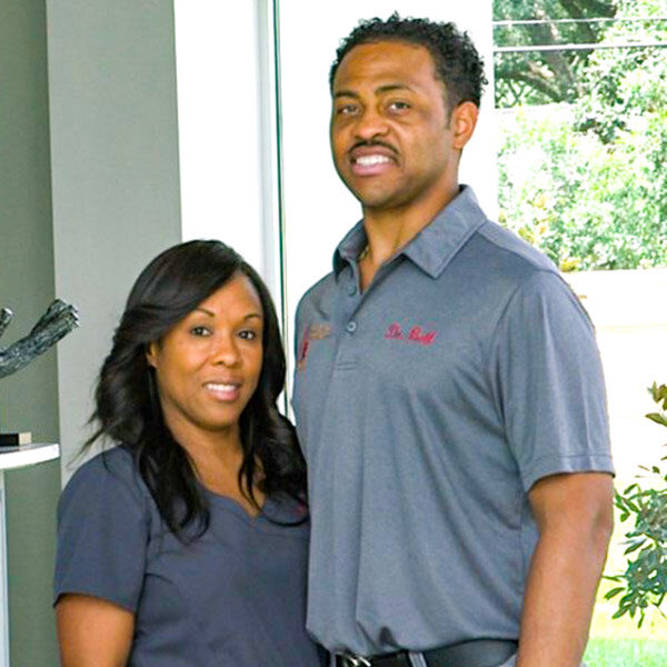 Chiropractor Baton Rouge LA Gerald Bell and Latresia Bell Thank You Welcome